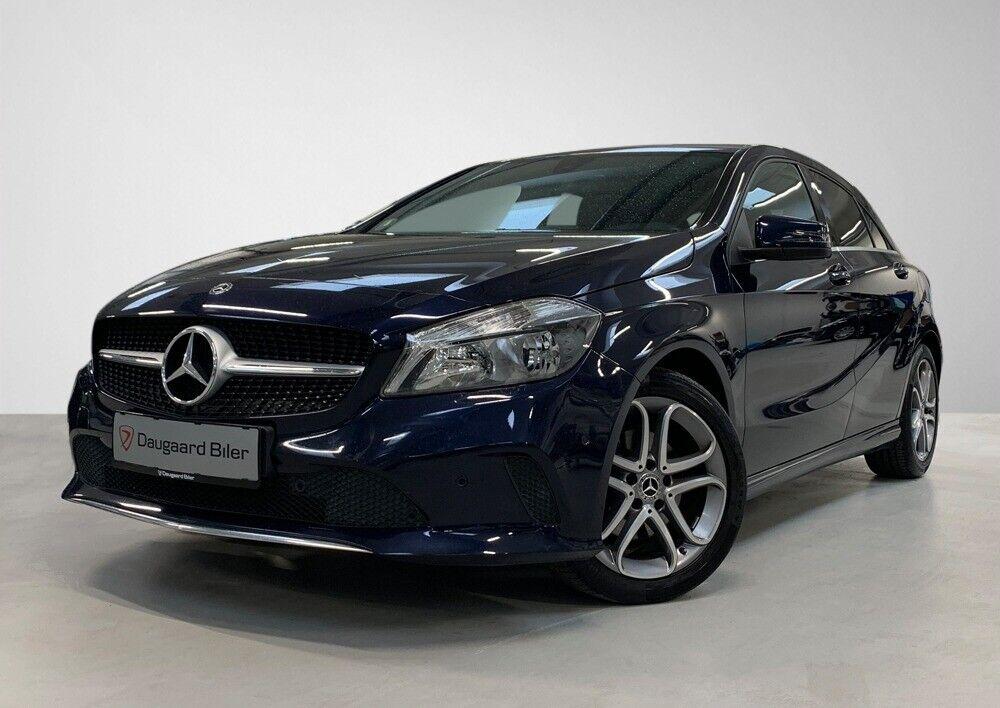 Mercedes A200 1,6 Business aut. 5d