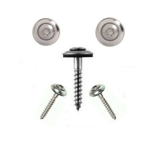 Spenglerschrauben Edelstahl TORX mit 15 mm Dichtscheibe 4,5 x x x 20 - 4,5 x 120 mm | Qualitativ Hochwertiges Produkt  ef5e6a