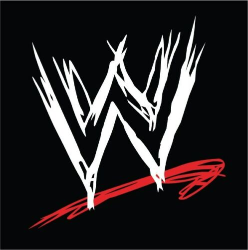 "WWE 6/""//8/"" STICKER VINYL DECAL VEHICLE CAR WALL LAPTOP"