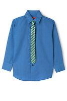 Fred Bracks Brando Shirt With Whale Tie Blue