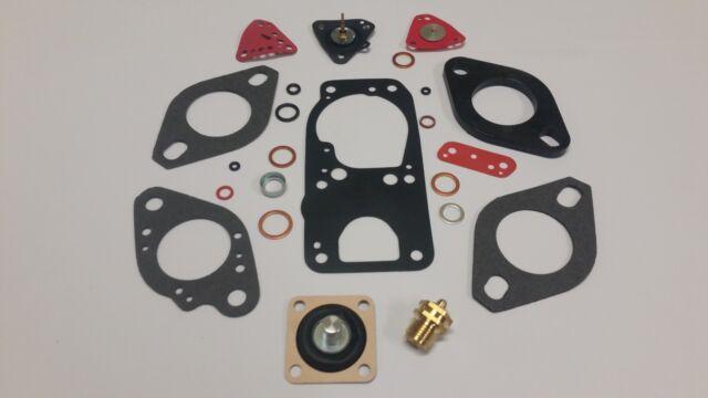 Pochette de joint pour carburateur solex 32DIS sur Renault 5 1,4 Turbo GT