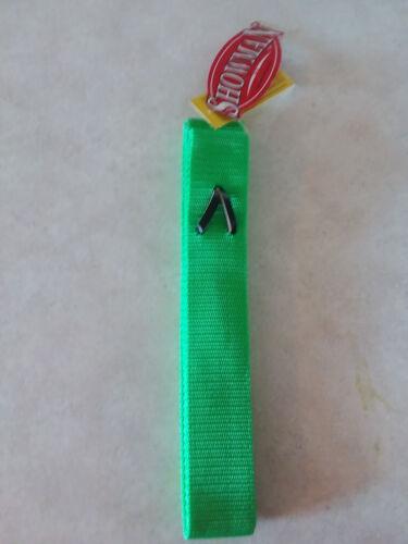 Citron Vert Nylon Latigo Tie Sangle de selle Western Circonférence Cinch