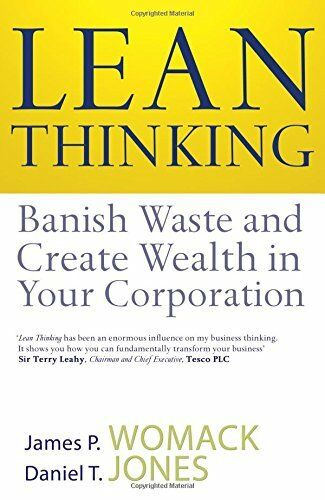 1 of 1 - Lean Thinking: Banish Waste And Create Wealth ... by Jones, Daniel T. 0743231643
