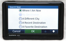 "GARMIN Nuvi 1490 GPS Navigation 5"" LCD 2017 USA Canada Mexico and ISRAEL Maps"