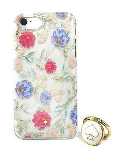 sports shoes 31c44 832f9 Kate Spade Ring Stand Hardshell Case for iPhone 8 7 6s 6