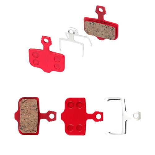 4PCs Bike Disc Brake Pads for Avid Elixir R//CR//CR-MAG//E7 DB1//DB3//DB5 NUTT
