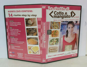 28262-DVD-Benedetta-Parodi-Le-ricette-di-Cotto-e-Mangiato-14-ricette