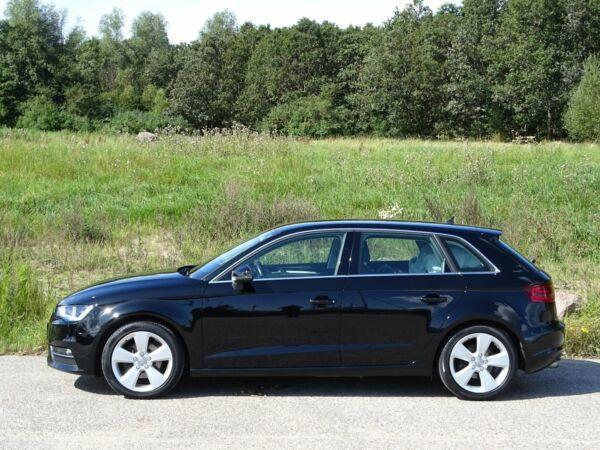 Audi A3 1,4 TFSi 125 Ambition SB S-tr. - billede 2