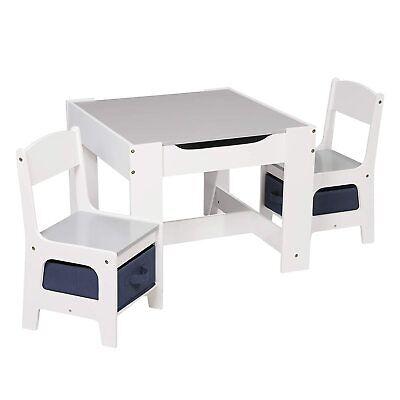 Kinderstühle Kinder Sitzgarnitur Kindersitzgruppe Kindermöbel MDF Kindertisch