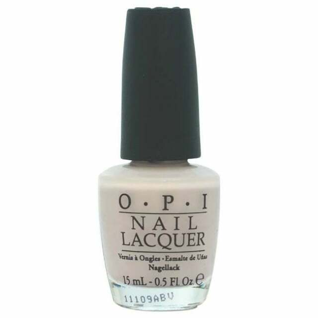 """OPI NAIL LACQUER  P14 """"STEADY AS SHE ROSE"""""""