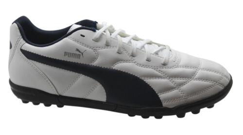 Puma Classico Uomo Astro Turf Scarpe calcetto AL CHIUSO BIANCHE 103349 03 U88