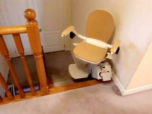 Need a used stair lift?! Installed with warranty. Also chair removals!! Acorn Stannah Bruno Stairlift Chairlift Glide Trenton Belleville Area Preview