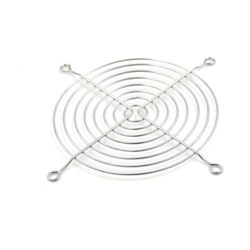 120mm 12cm Metal Steel Wire Fan Protector Finger Guard Grill EC