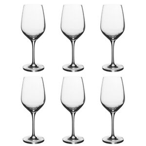 Stolzle-Eclipse-Set-of-6-Wine-Glasses-German-Crystal-Wine-Glasses-Stemmed-Clear