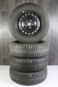 15-IN-PNEUS-HIVER-VW-GOLF-5-V-6-VI-Touran-1-T-Caddy-Roues-hiver-195-65-r15