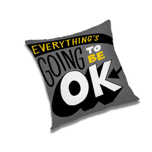 Horseshit Text Print Square Home Décor Polyester Pillow//Cushion Cover Livin Room
