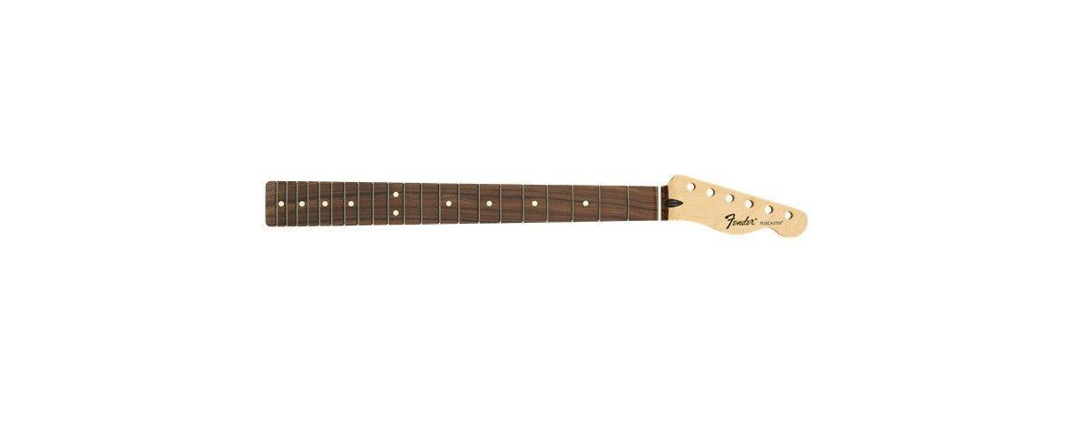 colorways incredibili Fender Standard Series Telecaster Neck, 21 medium medium medium jumbo frets, Pau Ferro  grandi offerte
