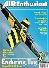 AIR ENTHUSIAST JAN-FEB 01: GERMAN VAK-191 VSTOL/ FRENCH P-47s/BERMUDAN AVIATION