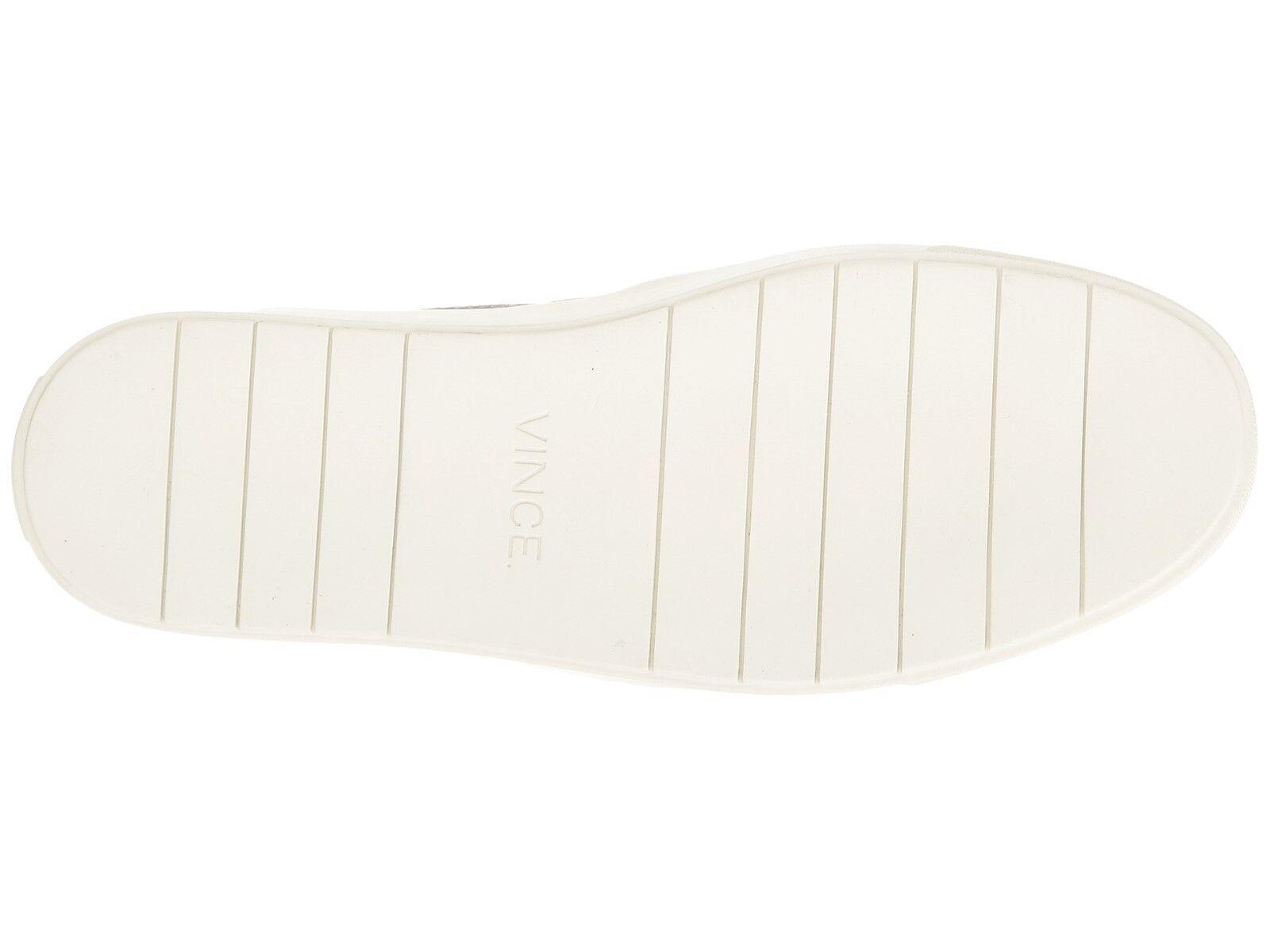 NIB Vince Blair 12 Leder Slip On Sneaker, Metallic Metallic Metallic Bronze, sz 7M (37-EUR) 8c0136