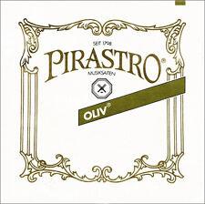 Pirastro Oliv Violin String Set 4/4 Medium E Ball End