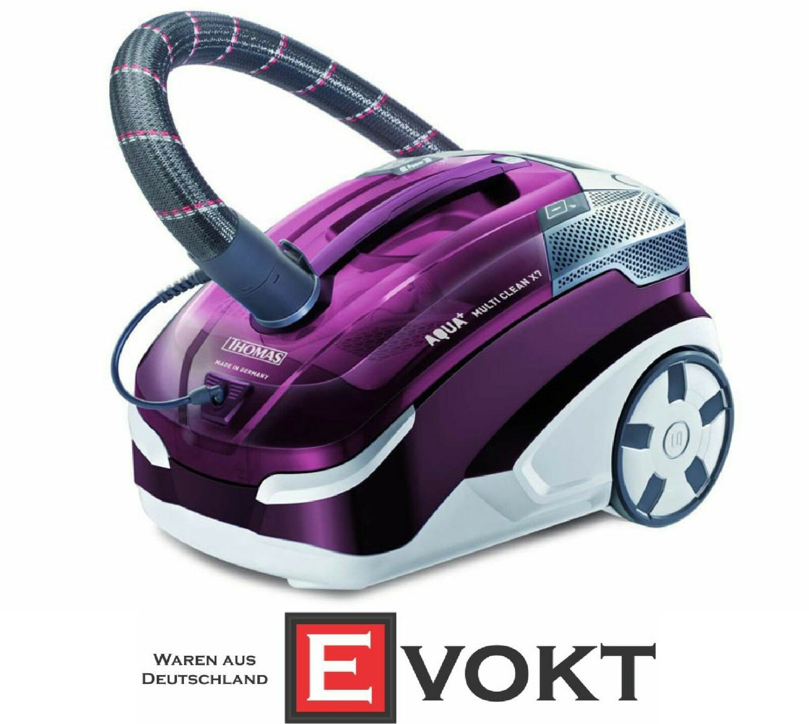 Thomas Aqua + Multi Clean X7 Vacuum Cleaner Made In Germany NEW