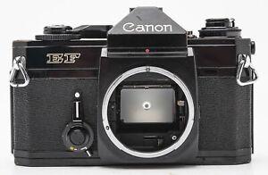 Canon-EF-Body-Gehaeuse-SLR-Kamera-Spiegelreflexkamera-black-schwarz