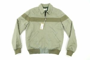 A-P-C-LOUIS-W-BLOUSON-BYRON-GREEN-GRAY-SMALL-JACKET-MENS-NWT-NEW