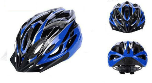 Safety Bicycle Helmet Adjustable Cycling Bike Adult Protect Helmets With Visor