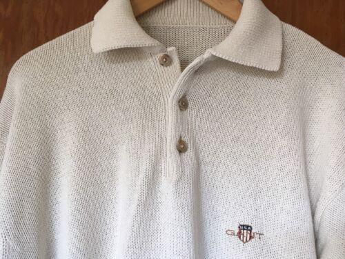 Jumper Sweater Men's L Stone Gant S8ZvTZ