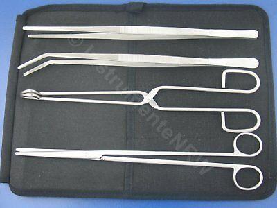 Edelstahl Bbq-set Grillzange Grill-pinzette 30 Cm Fleischzange Wurstzange Schere
