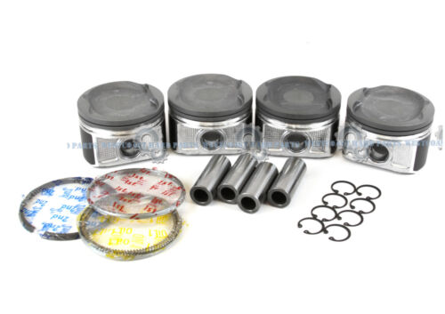 "+0.50mm Oversize NEW 01-03 TOYOTA RAV4 2.0L /""1AZFE/"" PISTONS WITH RINGS KIT"