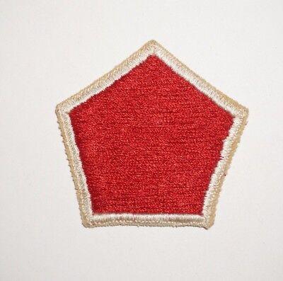 5TH RCT REGIMENTAL COMBAT TEAM PATCH WWII ERA