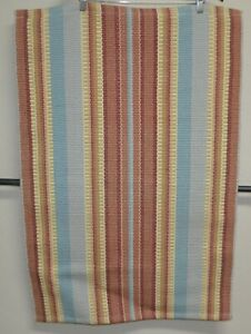 Dash and Albert Wool Striped Rug 2' x 3