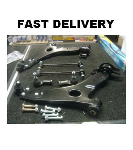 FORD FOCUS 2.0 ST170 2002-2005 LOWER WISHBONE ARMS X 2 LINKS TRACK RODS X 2