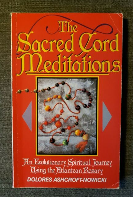 Sacred Cord Meditations by Ashcroft-Nowicki, Dolores
