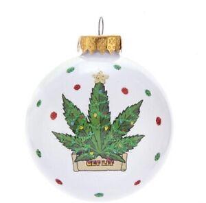 large cannabis ornament pot leaf marijuana glass christmas ornament ebay details about large cannabis ornament pot leaf marijuana glass christmas ornament