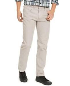 Precio De Venta Sugerido Por El Fabricante 70 Levi S Para Hombres 502 Conico Pantalones De Pana Talla 36x32 Ebay