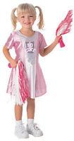 Soft 'n Cuddly Cheerleader Child Halloween Costume Toddler Size 2-4t