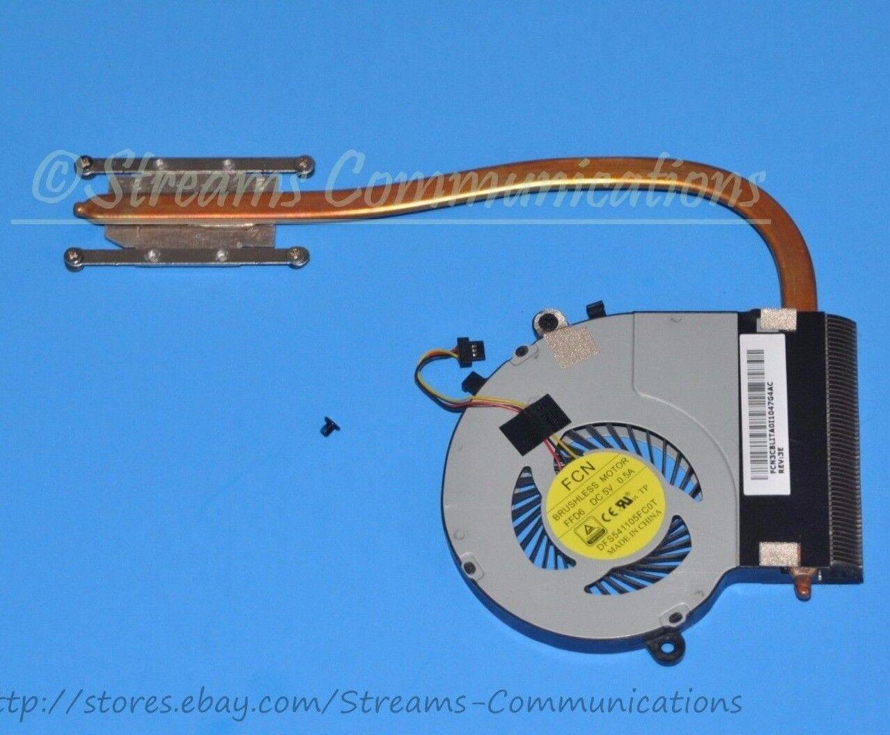 TOSHIBA Satellite L55-B, L55T-B5334 Laptop CPU Cooling FAN + HEATSINK