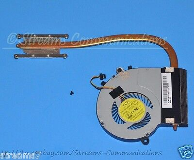TOSHIBA Satellite S55T-B5273NR OEM Laptop CPU Cooling FAN with Heatsink