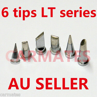 Solder Soldering Station Iron Tip LTI-LeadFree FOR Weller WSD81 WSP80 OZ SELLER