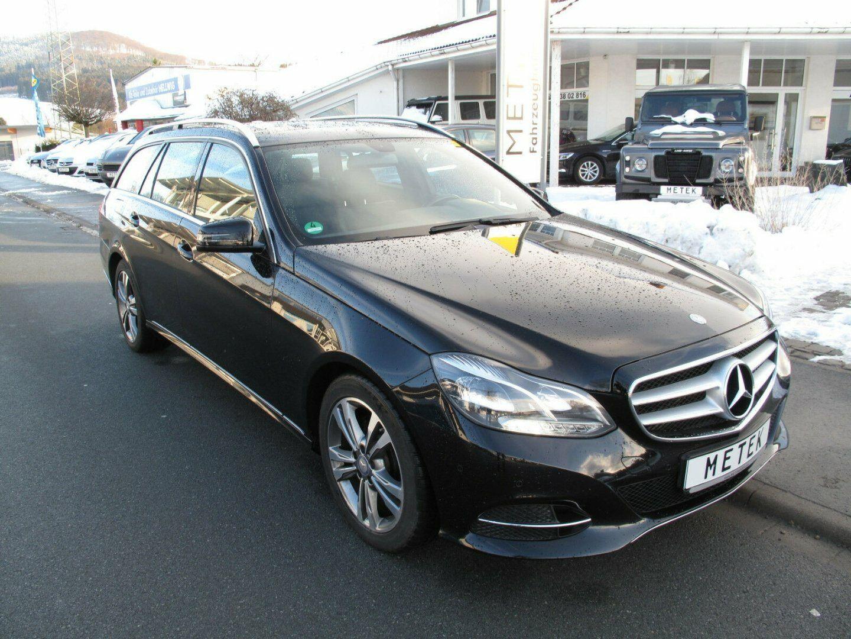 Mercedes E220 2,2 BlueTEC Avantgarde stc. aut. 5d - 3.375 kr.