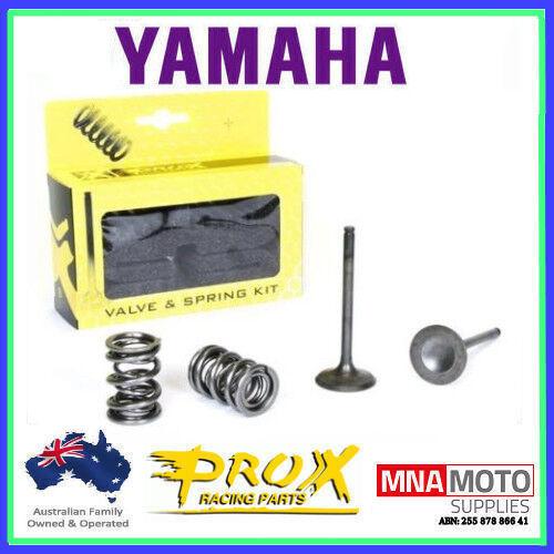 Yamaha WR250F WRF250 2001-2013 PROX Steel Exhaust Valve & Spring Upgrade Kit