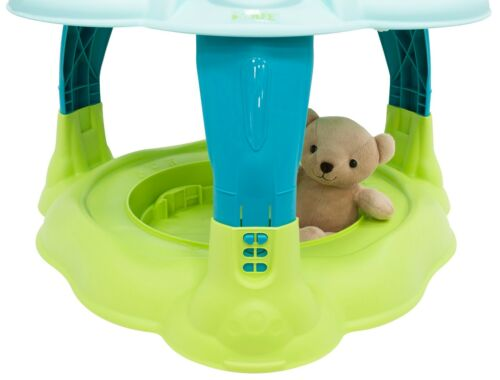iSafe 2 in 1 Activity Centre Entertainer With 360° Seat /& Play Table Function