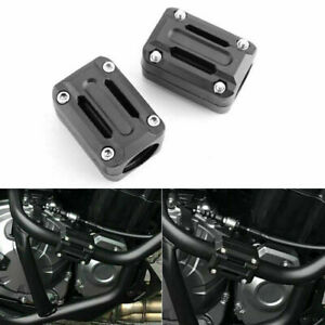4Pcs Motorcycle Engine Protection Guard Bumper Decor Block For BMW R1200GS NEW