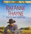 Outlaw Hartes by RaeAnne Thayne (CD-Audio, 2015)