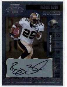 2006-Playoff-Contenders-182-Reggie-Bush-NM-MT-RC-Rookie-Card-Autographed