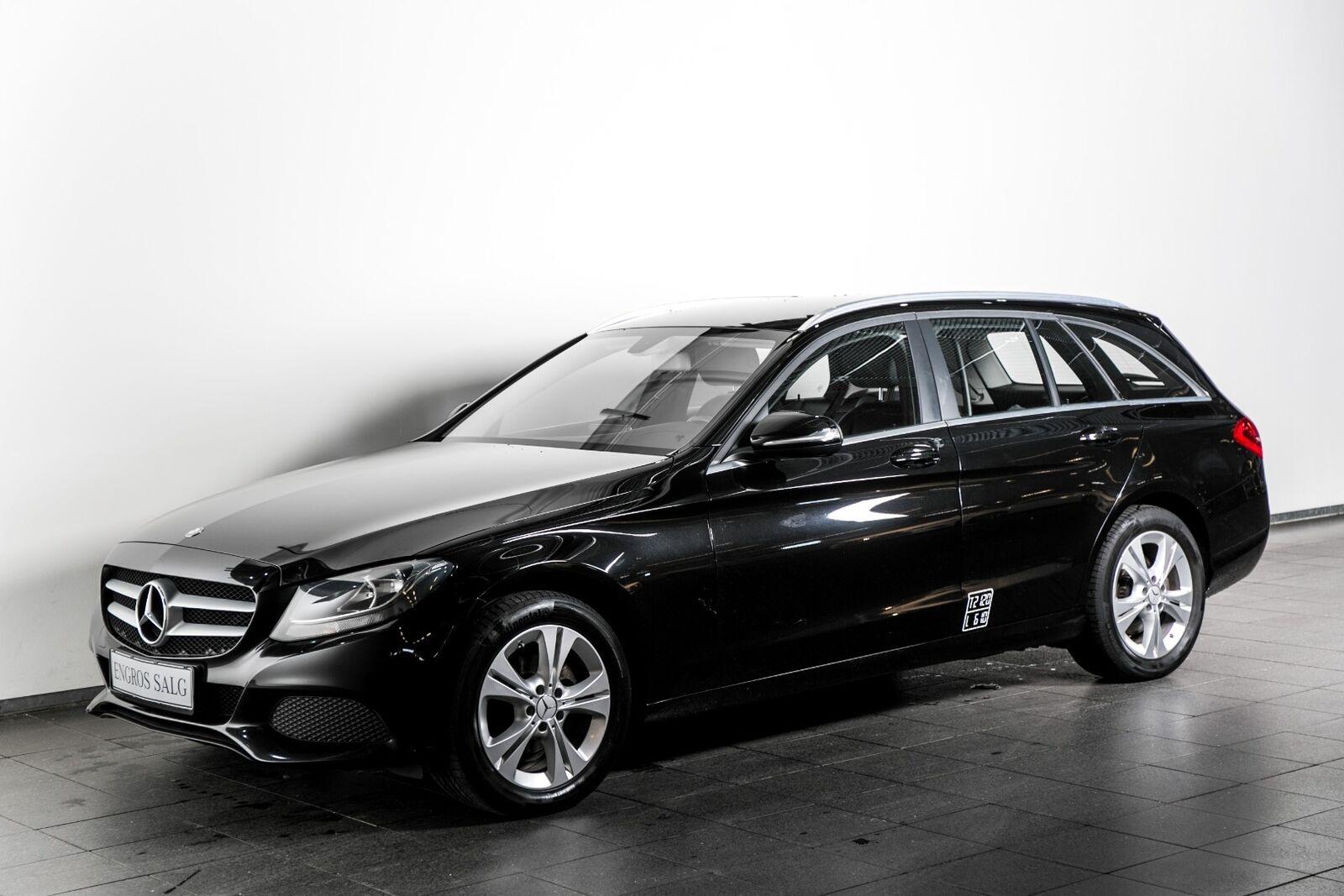 Mercedes-Benz C200 1,6 BlueTEC stc. Van