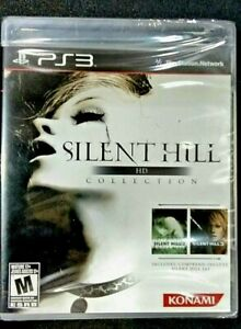 SILENT HILL HD COLLECTION PS3 NEW SEALED US English Français & Español subs