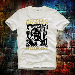 Siouxsie-and-the-Banshees-Spellbound-Vintage-CooL-Unisex-amp-Ladies-T-Shirt-403b